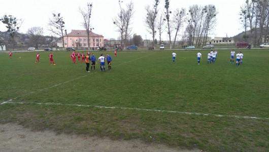 Fotbalul a revenit în casele lozovenilor