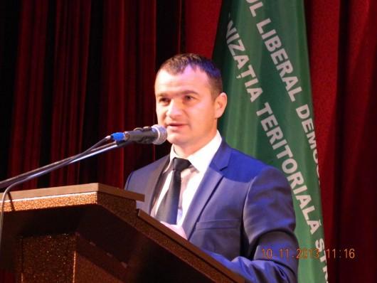 Simion Grișciuc rămâne liderul Organizației Teritoriale Strășeni a PLDM