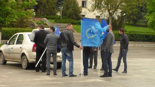 (Video) Organizația Teritorială a Partidului Liberal Strășeni a intrat în cursa electorală pentru alegerile locale