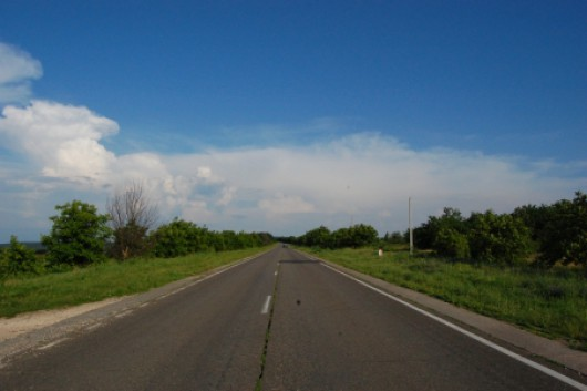 Circa 80 km de drum din raionul Strășeni va fi reconstruit