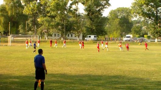 (Video) Prima victorie  înregistrată pe teren propriu de către FC Codru Lozova