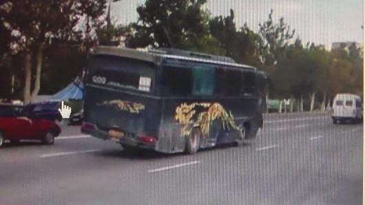 NO COMENT: Cel mai sigur autobuz din lume se află în Moldova