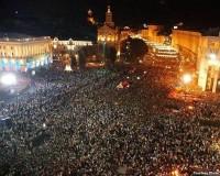 Euromaidan: Proteste de amploare la Kiev