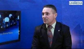 (video) Teo Cârnaț în studioul UNIMEDIA