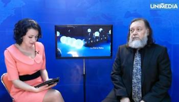 (video) Clarvăzătorul Moisei Lepadatu în studioul UNIMEDIA