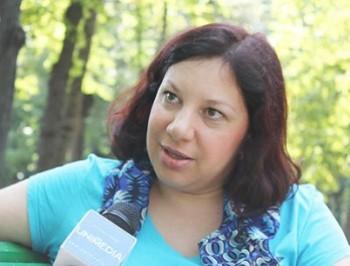 (video) Antonița Fonari în studioul UNIMEDIA