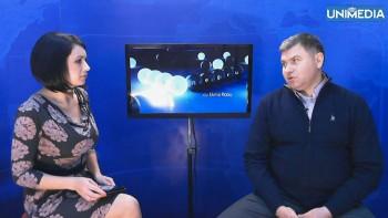 (video) Victor Chirilă în studioul UNIMEDIA