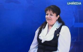 LIVE: Raisa Pădurean în studioul UNIMEDIA