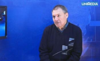 LIVE: Nicolae Negru în studioul UNIMEDIA