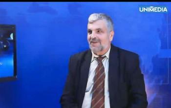 LIVE: Valeriu Canțer în studioul UNIMEDIA