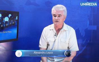 LIVE: Alexandru Leșco în studioul UNIMEDIA