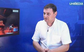 LIVE: Andrei Locoman în studioul UNIMEDIA