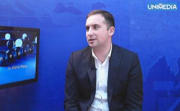 LIVE: Vadim Brânzaniuc în studioul UNIMEDIA