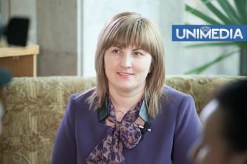 LIVE: Liliana Palihovici în studioul UNIMEDIA