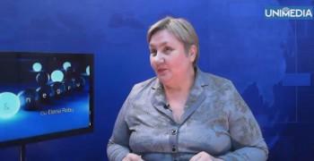 LIVE: Olga Nicolenco în studioul UNIMEDIA