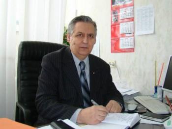Constantin Spânu în studioul UNIMEDIA