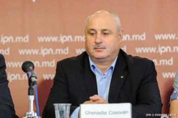 Ora 16.00: Ghenadie Cosovan în studioul UNIMEDIA