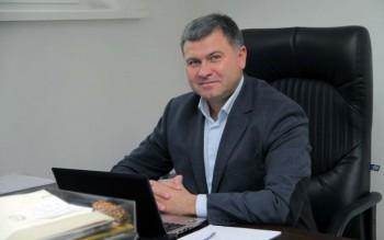 Victor Chirilă în studioul UNIMEDIA