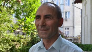 Gheorghe Răileanu în studioul UNIMEDIA