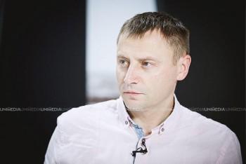 Ora 16.00: Ion Tăbîrță în studioul UNIMEDIA