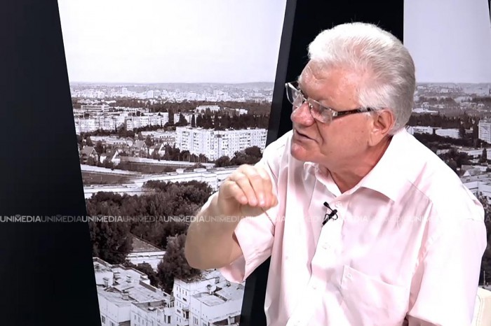 Ora 16.00: Andrei Țurcanu în studioul UNIMEDIA