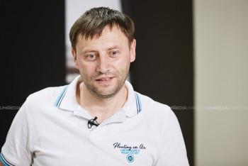 Ora 16.00: Ion Tăbârță în studioul UNIMEDIA