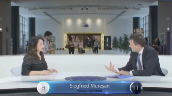 Siegfried Mureșan la Alb&Negru din Bruxelles