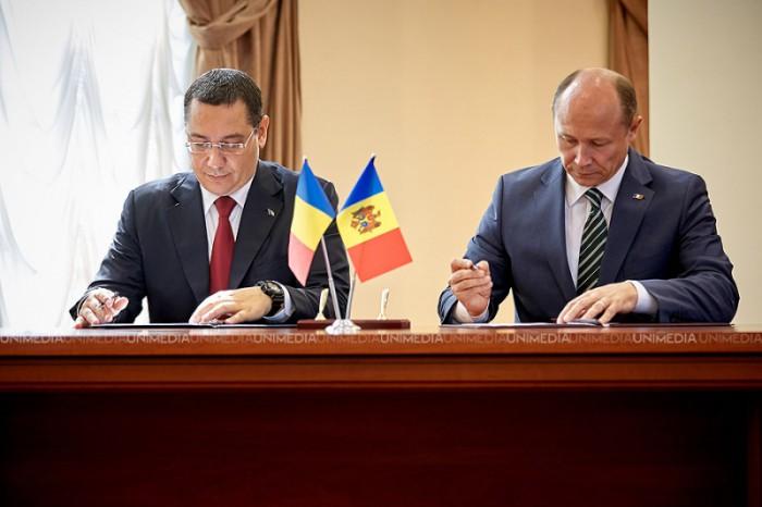 Şedinţa comună a Guvernelor Moldovei şi României va avea loc pe 22 septembrie