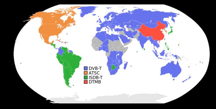 Televiziunea digitală în alte țări: Cum a evoluat și care sunt diferențele