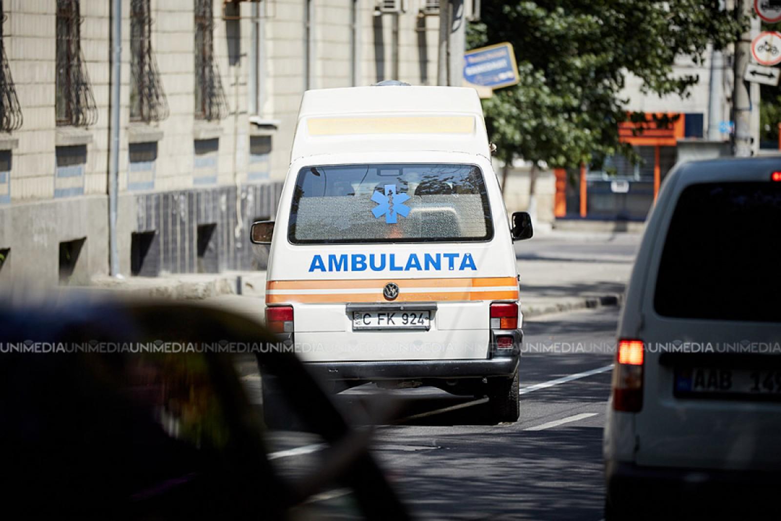 170 de ambulanțe noi vor fi procurate dintr-un împrumut de 12 milioane de euro de la Banca de Dezvoltare a Consiliului Europei