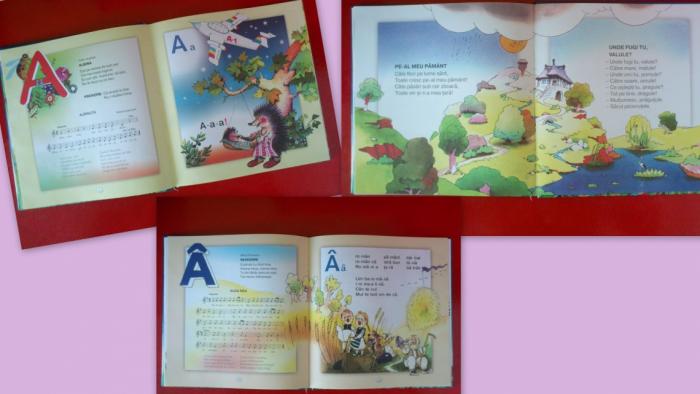 """500 de abecedare """"Albinuța"""", semnate de Grigore Vieru, vor ajunge la copiii din diasporă"""