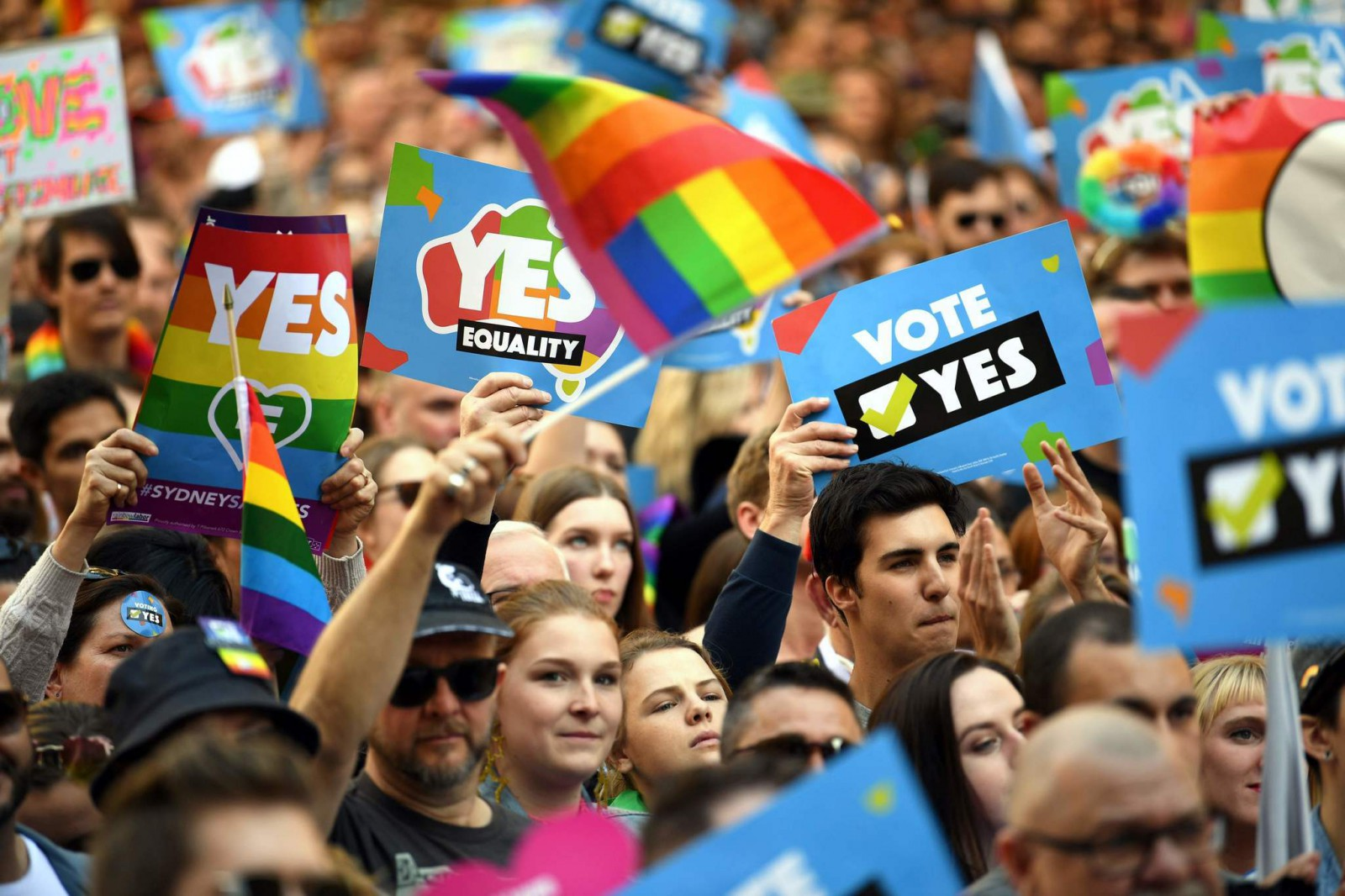 Australia a legalizat căsătoriile între persoanele de același sex