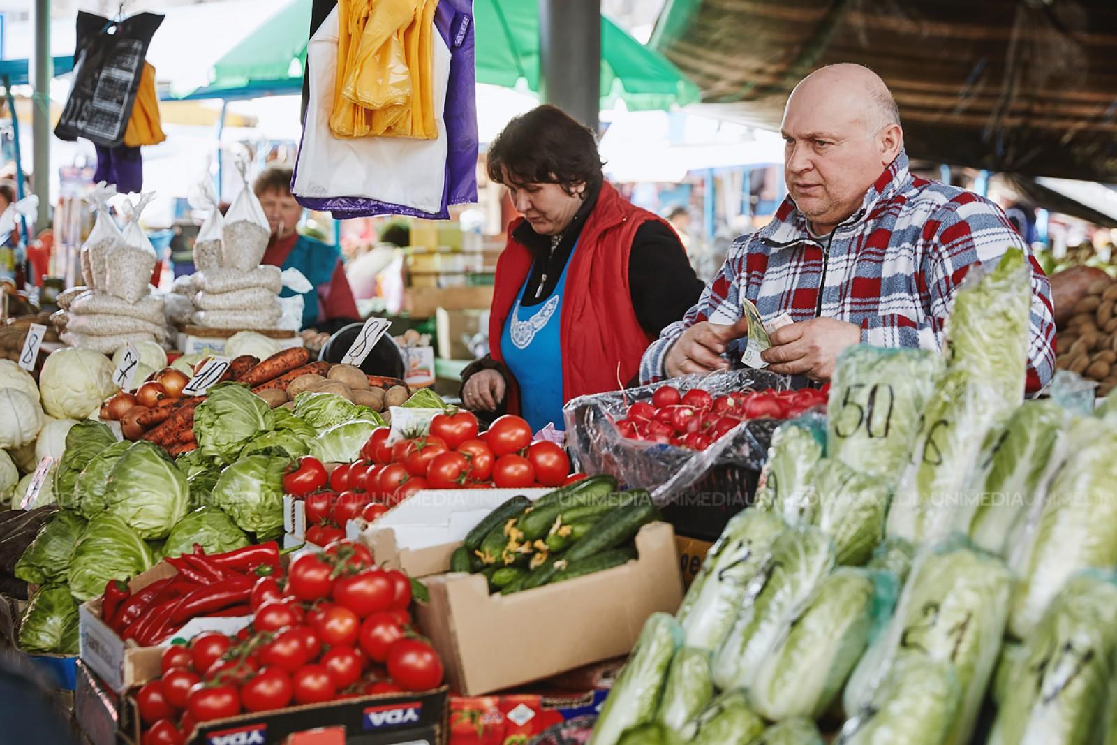 În capitală vor fi organizate iarmaroace pentru comercializarea produselor agricole. Locurile unde vor fi amplasate