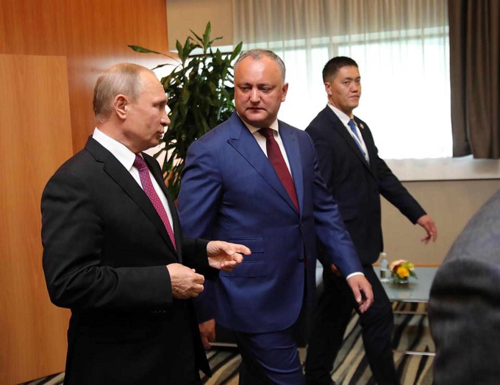 """Încă un """"eveniment istoric"""" pentru Republica Moldova: A obținut statutul de observator în cadrul Uniunii Economice Eurasiatice"""