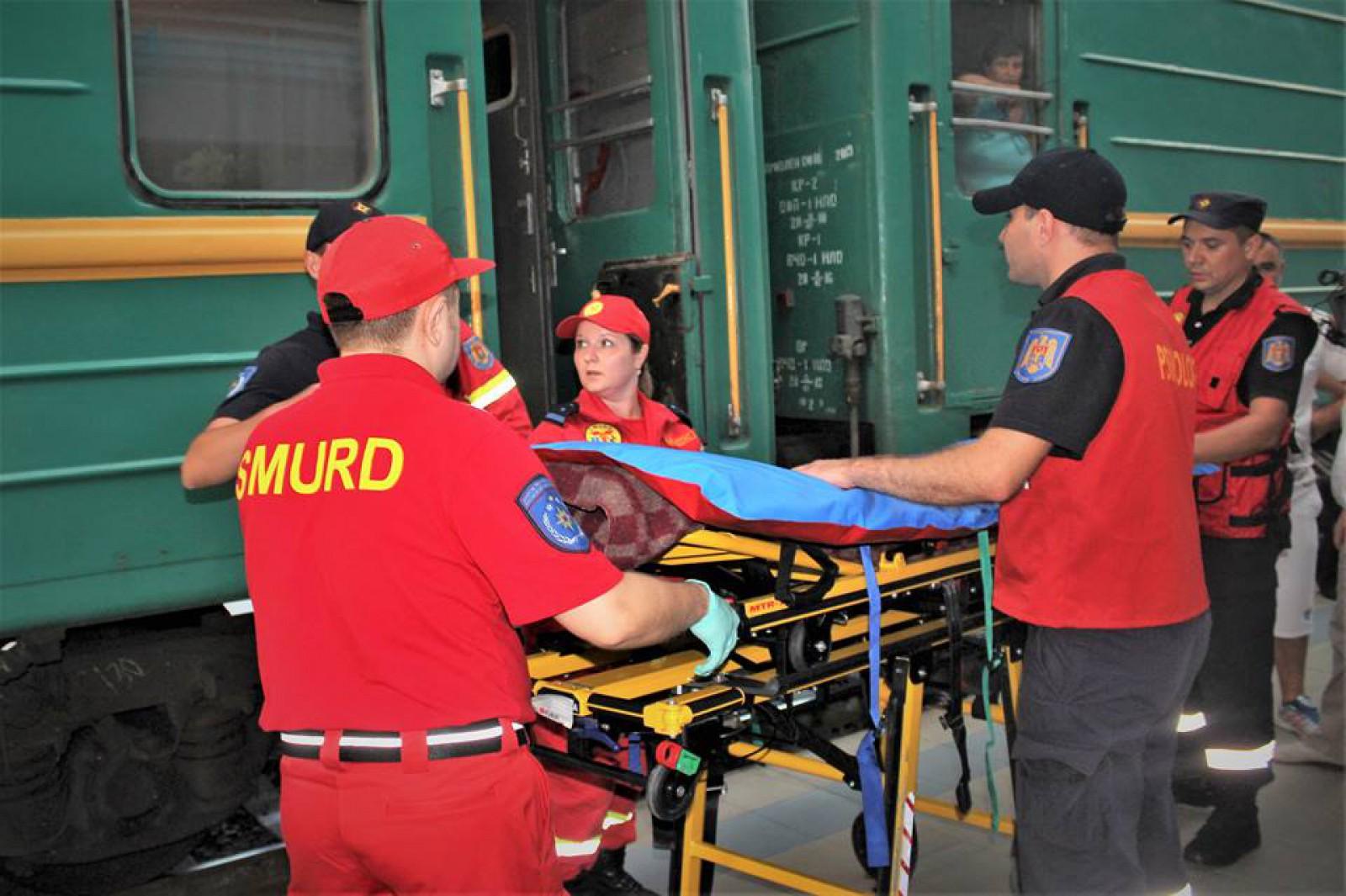 Încă un moldovean traumatizat în accidentul din Kaluga urmează să fie adus de IGSU în Moldova