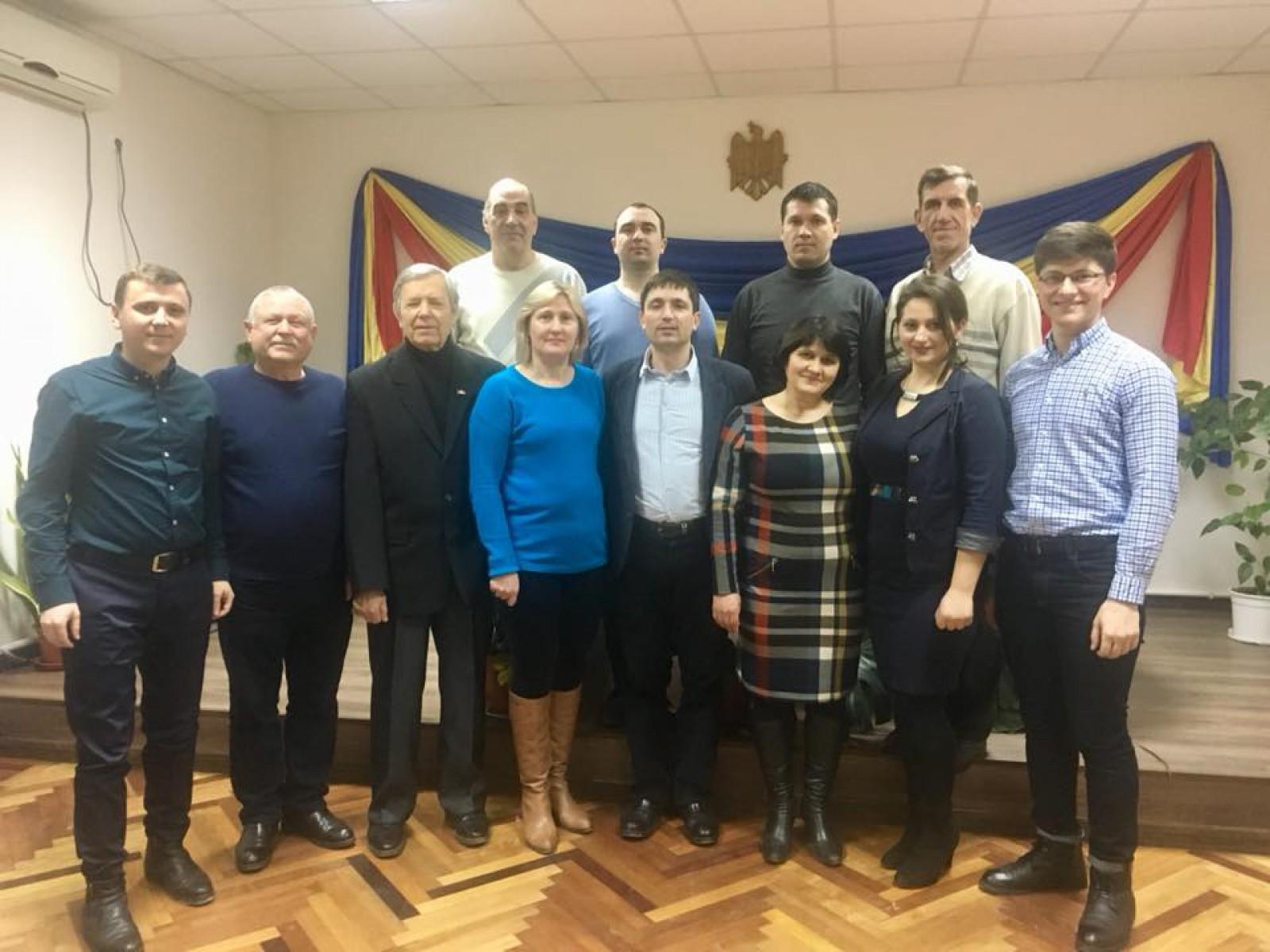 (update) A 22-a localitate din Republica Moldova a votat simbolic Unirea. După Băcioi, semnează și Meleșeni