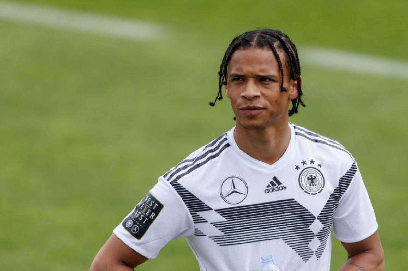 Absență importantă în lotul Germaniei. Joachim Low nu l-a convocat pe starul lui Manchester City Leroy Sane