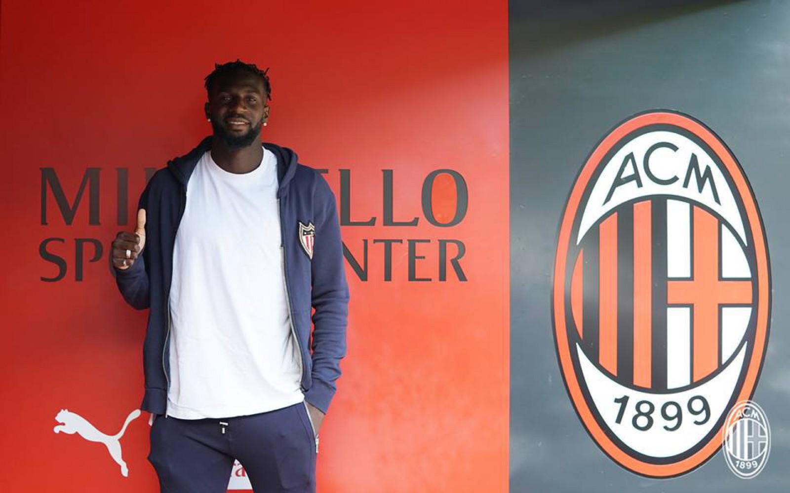 AC Milan a oficializat transferul mijlocașului Tiemoue Bakayoko de la Chelsea Londra