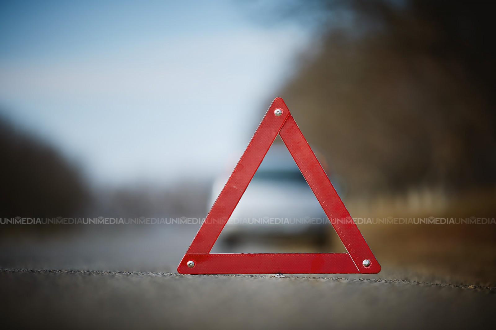 Accident rutier pe străzile T.Vladimirescu – D.Rîșcanu: Flux majorat de transport