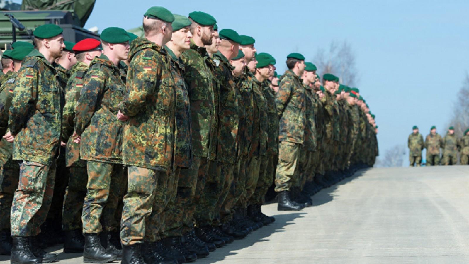 Acuzație: Copii-soldați în armata germană