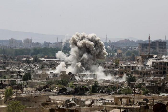 Al Jazeera: Cel puţin 100 de civili, ucişi în urma raidurilor SUA în Siria în ultimele 48 de ore