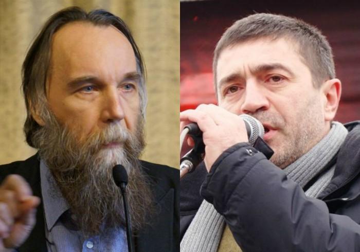 """Alexandr Dughin: """"Iurie Roșca este prietenul Rusiei"""""""