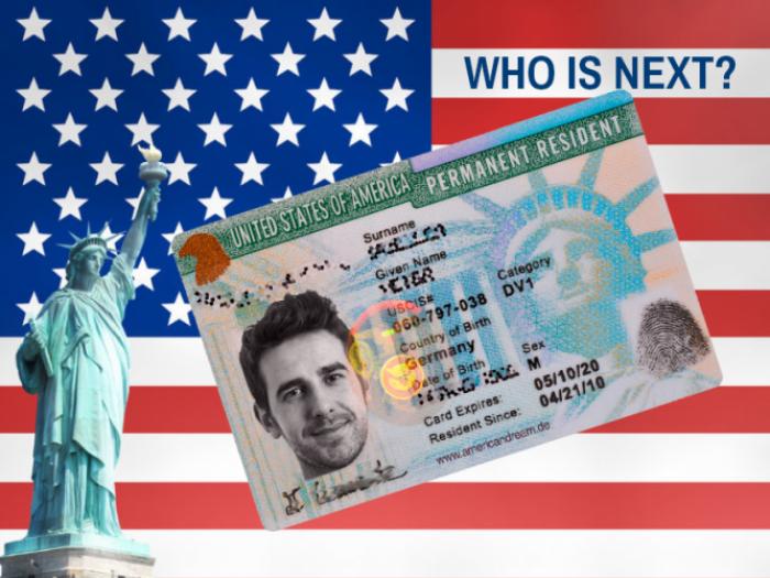 Ambasada SUA la Chișinău anunță: Toate înregistrările pentru Green Card până pe 18 octombrie vor fi anulate