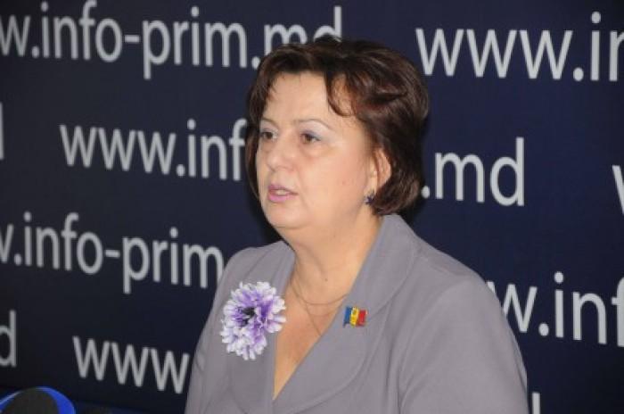 Abramciuc, acuzată că a votat Guvernul Leancă având interese ascunse