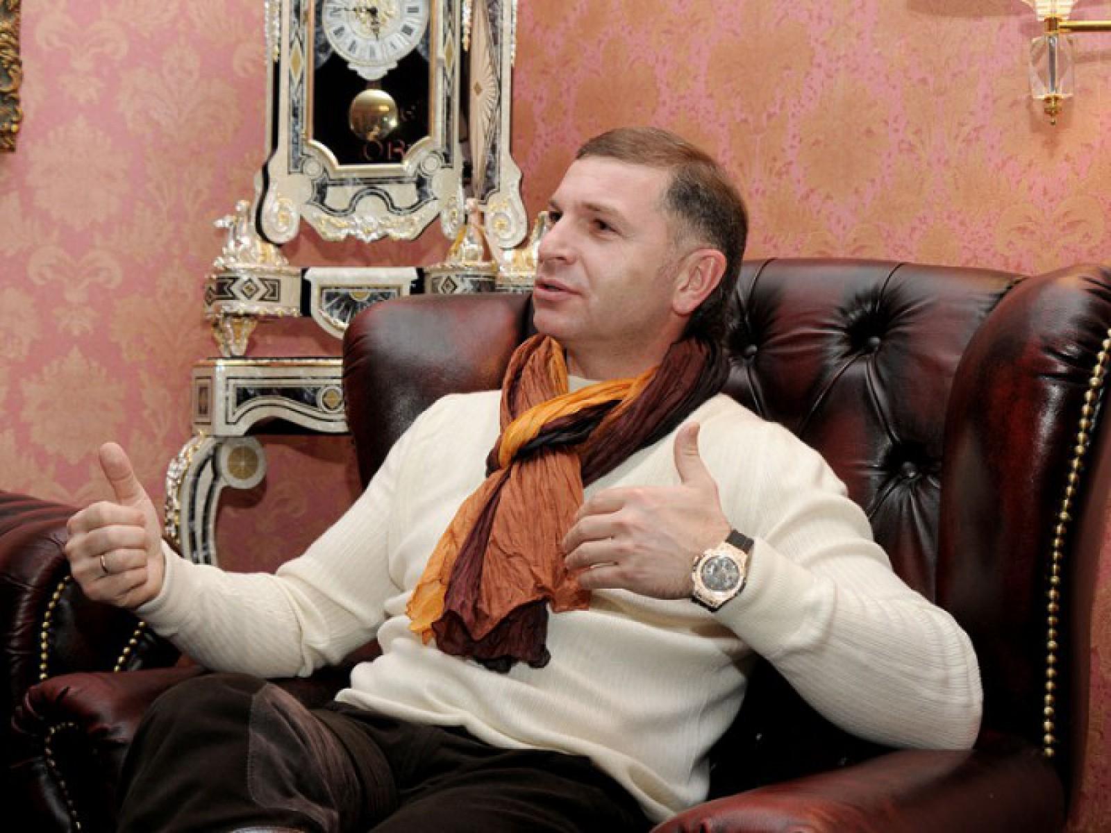Andrei Gargalîc, omul de afaceri care a prejudiciat statul cu circa șapte milioane de lei, a scăpat de închisoare