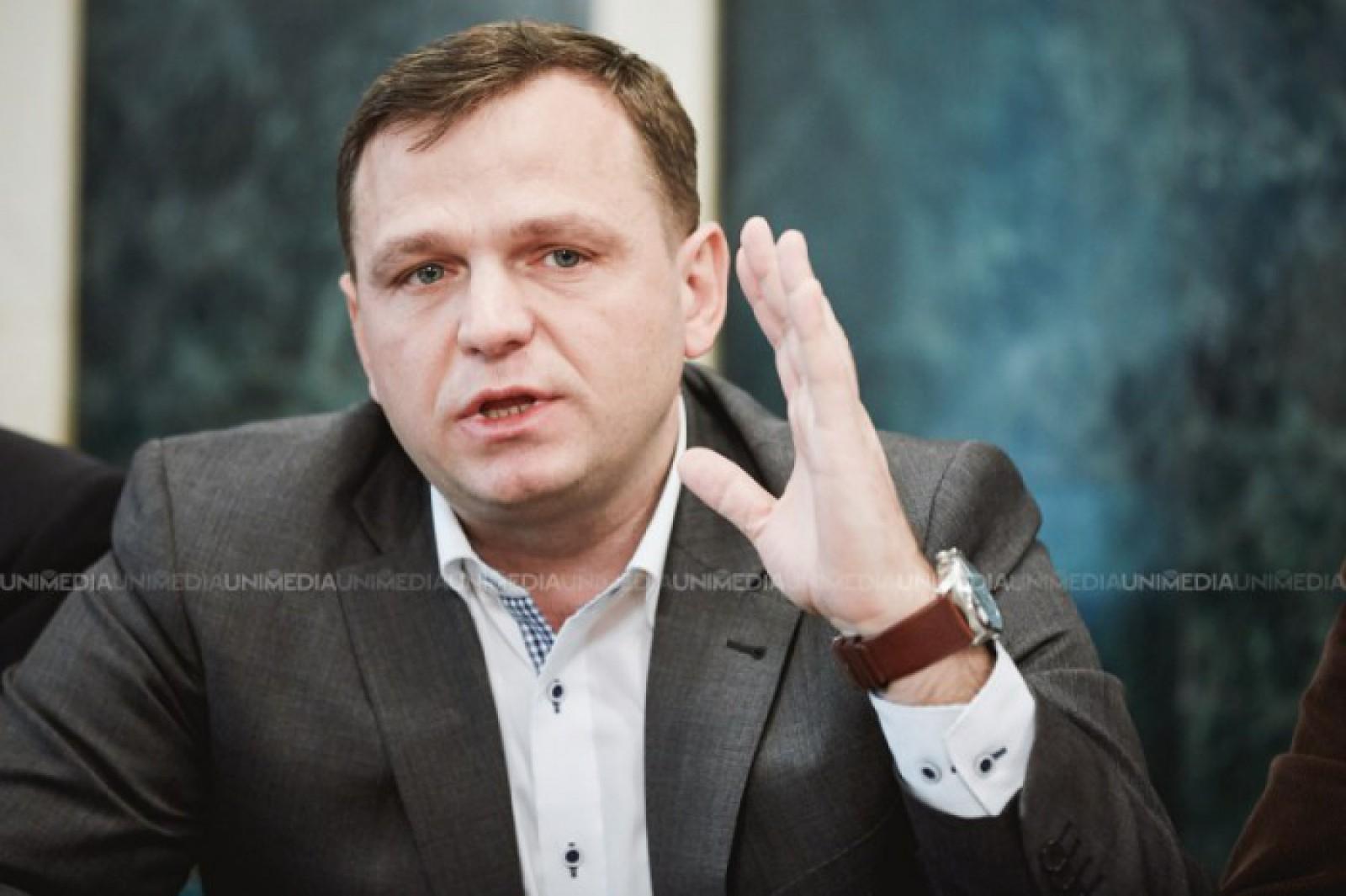 """Andrei Năstase, despre furtul miliardului: """"Atunci când voi avea mandatul, voi face demersuri pentru investigarea acestor acțiuni"""""""
