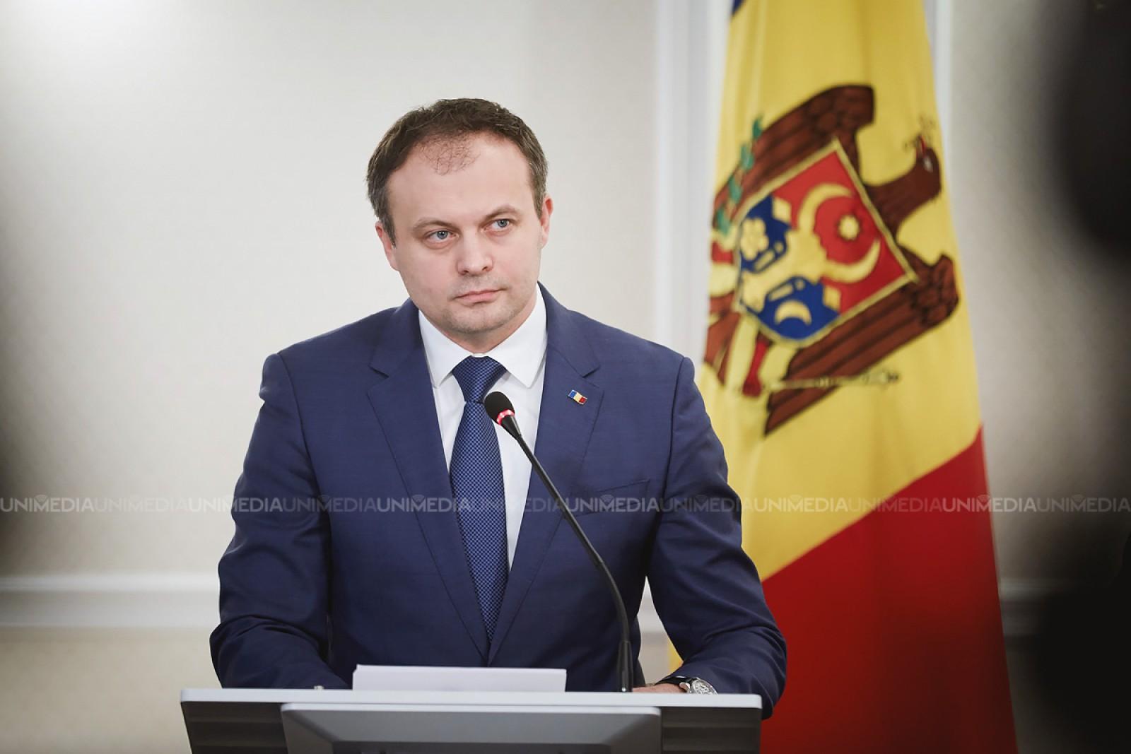 """Andrian Candu acuză publicația """"Ziarul de Gardă"""" de manipulare: Cu ce acuzații vine președintele Parlamentului"""