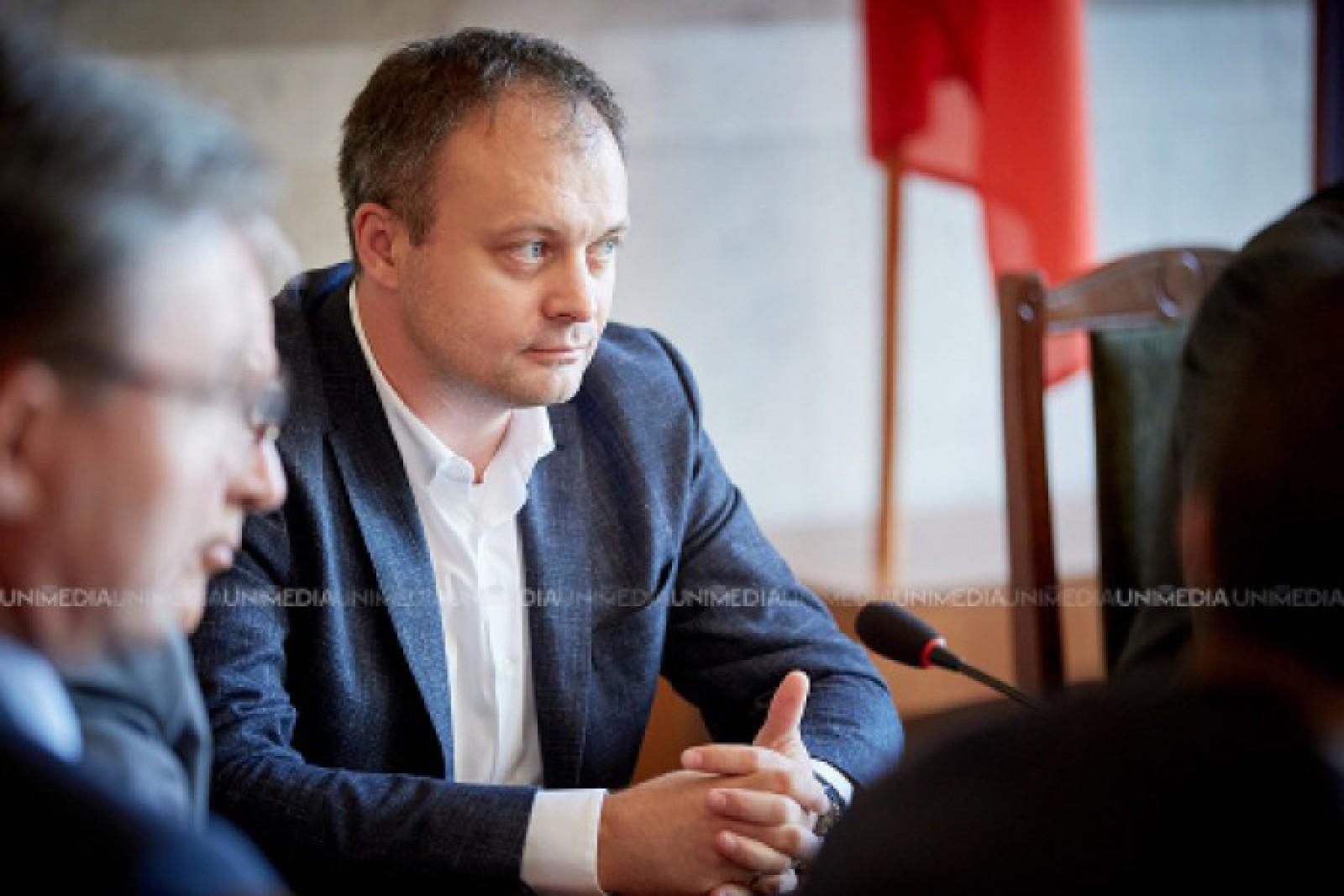 """Andrian Candu nu se consideră unionist și spune că unirea cu România ar putea duce """"în cel mai rău caz, la un război civil"""""""