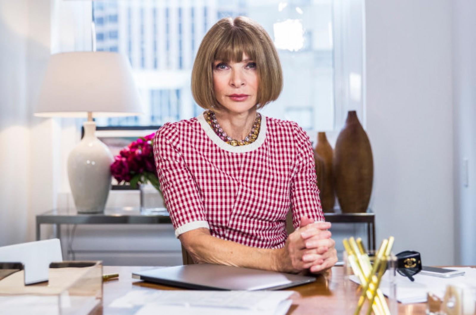 Anna Wintour rămâne la conducerea revistei Vogue
