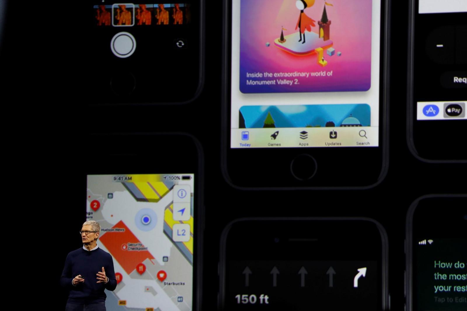 Apple a dezvăluit iOS 12, iar telefoanele vechi vor fi mai rapide ca niciodată